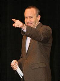 2009 Symposium - Darrell Steinberg Senate President pro Tem