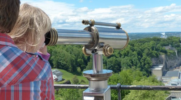adult-child-telescope-landscape
