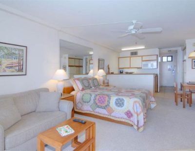 Maui Condo room