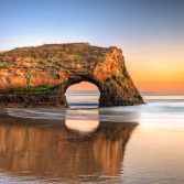 Natural Bridges State Beach, Santa Cruz